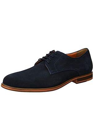 Geox U Bayle B, Zapatos de Cordones Derby para Hombre, (Navy C4002)