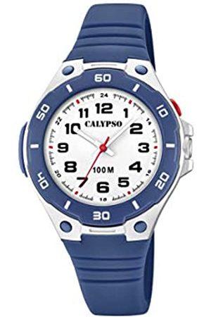 Calypso RelojAnalógicoparaUnisexNiñosdeCuarzoconCorreaenPlásticoK5758/2
