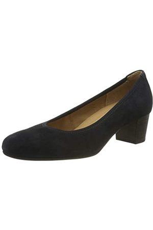 Gabor Shoes Gabor Fashion, Zapatos de Tacón para Mujer, (Pazifik 16)