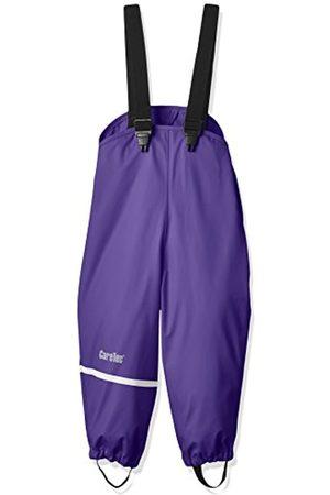 CareTec Pantalones Impermeable Unisex Niños, Morado (Purple)