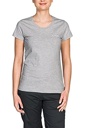 Vaude Women 's Brand T – Camiseta para Mujer, Otoño-Invierno, Mujer