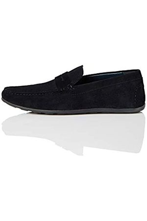 FIND Alto_HS01 Mocasines, (Navy Navy)