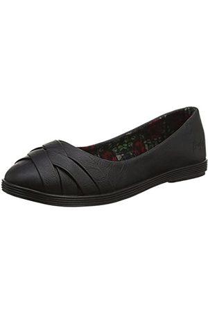 Blowfish GLO-2, Zapatos de tacón con Punta Cerrada para Mujer, (Black Tuscan PU 021)