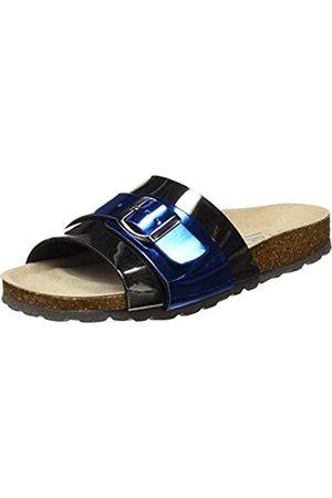 Paez Mujer Sandalias - Bio Slide Sandal, Sandalias con Punta Abierta para Mujer, ( 300)