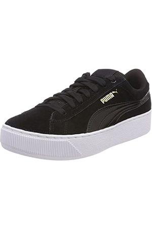 Puma Vikky Platform, Zapatillas para Mujer, ( Black- White 05)