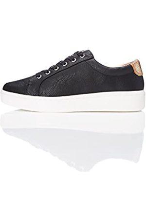FIND Zapatillas de Deporte para Mujer, (Black)