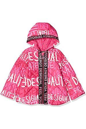 Desigual Coat Ciruela Abrigo