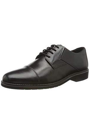 Sioux Jaromir-701, Zapatos de Cordones Derby para Hombre, (Schwarz 000)