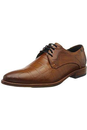 Daniel Hechter 811690061100, Zapatos de Cordones Derby para Hombre, (Cognac 6300)