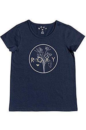 Roxy Endless Music Foil-Camiseta para Chicas 4-16, Niñas