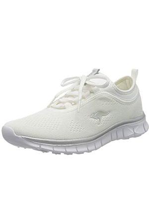 KangaROOS K-Run Neo S, Zapatillas para Mujer, (White/Silver 0002)