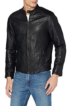 Selected SHNTONY Leather Jacket Noos Chaqueta