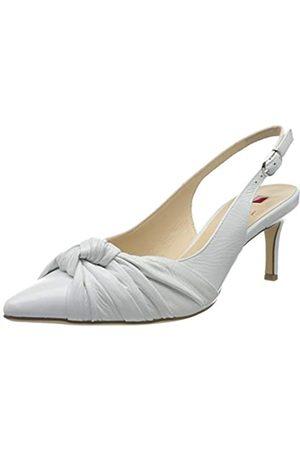 Högl Högl Shiny, Zapatos de Talón Abierto para Mujer, (Weiss 0200)
