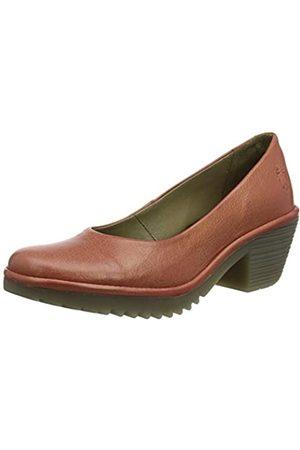 Fly London Woda996fly, Zapatos de tacón con Punta Cerrada para Mujer, (Raspberry 006)