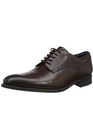 Ted Baker Vattal, Zapatos de Cordones Derby para Hombre, (Brown Brown)