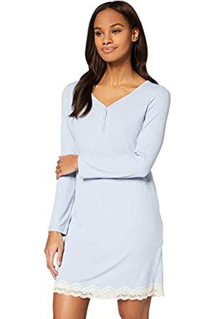 IRIS & LILLY Amazon Brand Nightie para Mujer 14