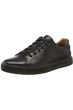 Clarks Un Costa Lace, Zapatos de Cordones Derby para Hombre, (Black Black)