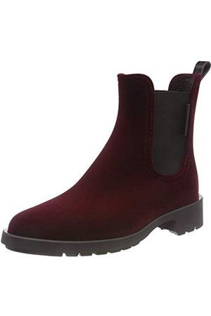 Marc O' Polo Rubber Boot, Botas de Agua para Mujer, (Bordo 375)