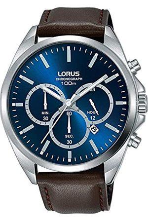 Lorus Reloj Analógico para Hombre de Cuarzo con Correa en Cuero 8431242951355