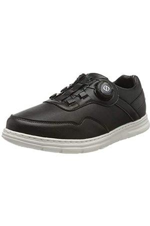 Chung Shi Brisbane, Zapatos de Cordones Oxford para Hombre, (Schwarz 8841010)