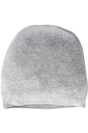 Buttoned Down 100% Premium Cashmere Jersey Beanie Skull-Caps