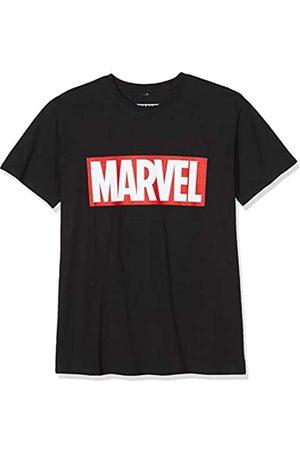 Merchcode Marvel Logo tee Camiseta, Hombre
