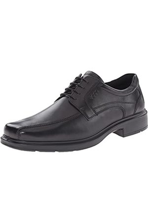 Ecco Helsinki, Zapatos Planos con Cordones para Hombre, (Black 101)