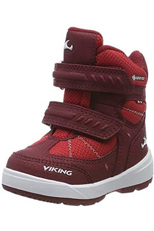 Viking Toasty II GTX, Botas de Nieve Unisex Niños, (Dark Red 5210)