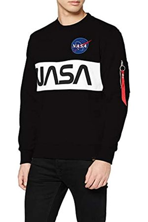 Alpha Industries NASA Inlay Sr Sudadera de Manga Larga