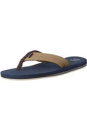 Billabong All Day Impact, Chanclas para Hombre, (Navy 21)