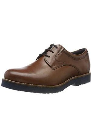 Sioux Encanio-705, Zapatos de Cordones Derby para Hombre, (Cognac 003)