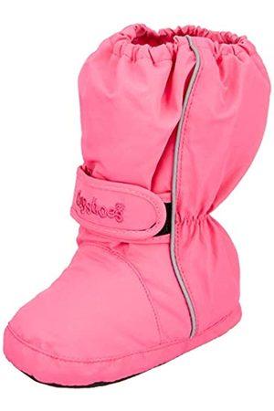 Playshoes Zapatos de Invierno Forro Polar, Botas de Nieve Unisex Niños, (Pink 18)