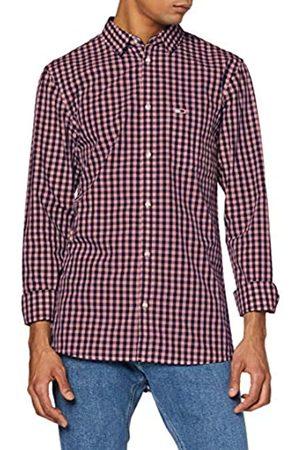 Tommy Hilfiger TJM Overdye Poplin Check Shirt Camisa