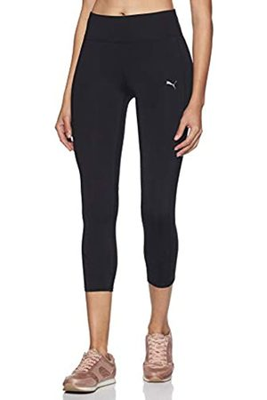 Puma Always On Solid 3/4 Tight Pants, Mujer, Black