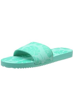 flip*flop Poolypalm, Zuecos para Mujer, (Lt Turquoise 4271)