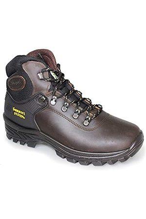 Grisport Explorer, Zapatos de High Rise Senderismo para Hombre, (Brown)