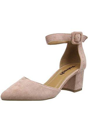Refresh 69513.0, Zapatos con Tira de Tobillo para Mujer, (Nude Nude)