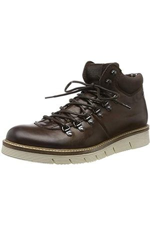 Jack & Jones Jfwcolumbus Leather, Botas Clasicas para Hombre