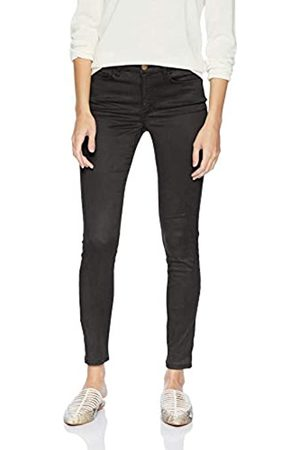 Daily Ritual Cotton Sateen 5-Pocket Skinny Pant Pants