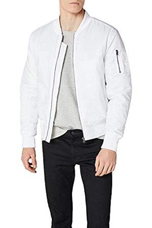 Urban classics Basic Bomber Jacket Chaqueta M para Hombre