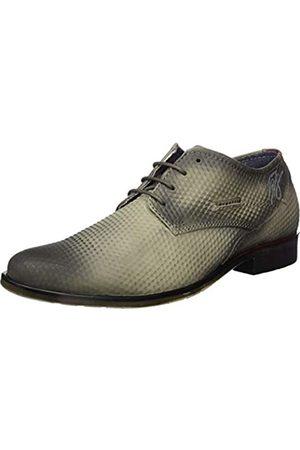 Bugatti 311163091500, Zapatos de Cordones Derby para Hombre, (Grey 1500)