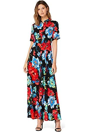 TRUTH & FABLE Als-940d-a vestidos mujer casual