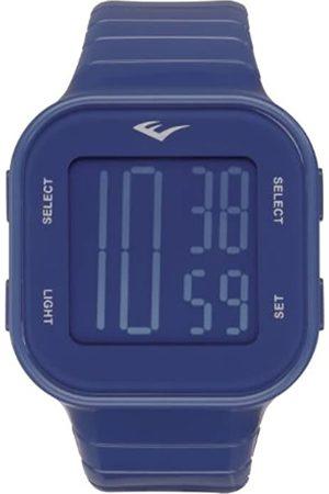 Everlast Reloj Digital para Unisex de Cuarzo con Correa en Plástico EVER33-504-003