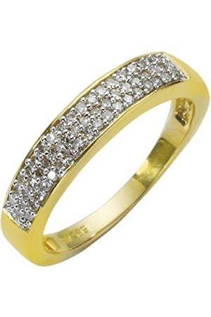 ELLEN K. DiamondsbyEllenK.317370014-1-018-Anillodedeoroamarilloyoroblancocondiamantes(talla:17)