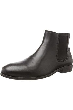 Jack & Jones Jfwfrank Leather, Botas Chelsea para Hombre, (Anthracite)