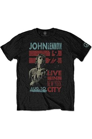 John Lennon Live in NYC Camiseta