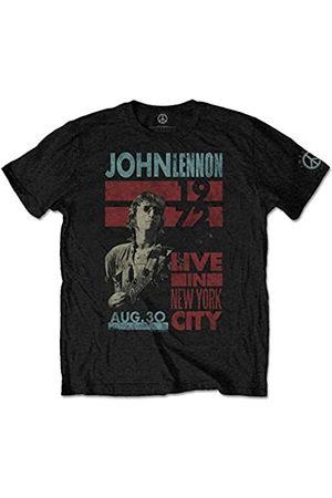 John Lennon Live in NYC Camiseta