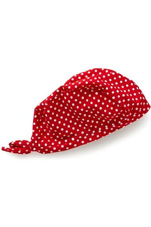 Playshoes UV-Schutz Kopftuch Punkte Pañuelos para la Cabeza, (8 Rot)