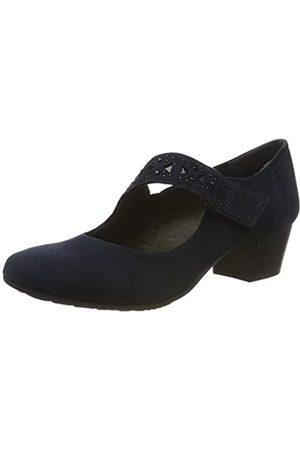 Jana 100% comfort 8-8-24303-23, Mocasines para Mujer, (Navy 805)