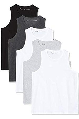 FIND Marca Amazon - FIND Padregvest Camiseta Tirantes Hombre, 52